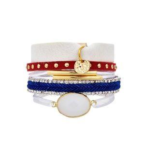 NWT-Victoria Emerson Boho Bracelet.